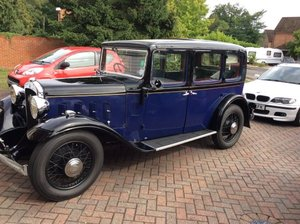 1934 Austin 16/6 Berkley Saloon For Sale