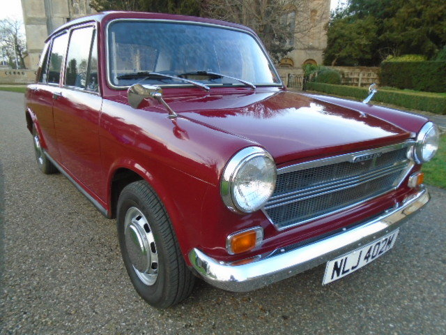 1973 Austin 1100 MKIII For Sale (picture 1 of 6)