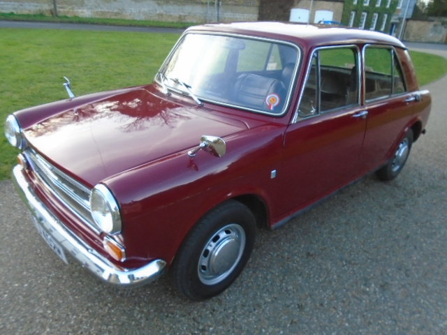 1973 Austin 1100 MKIII For Sale (picture 2 of 6)