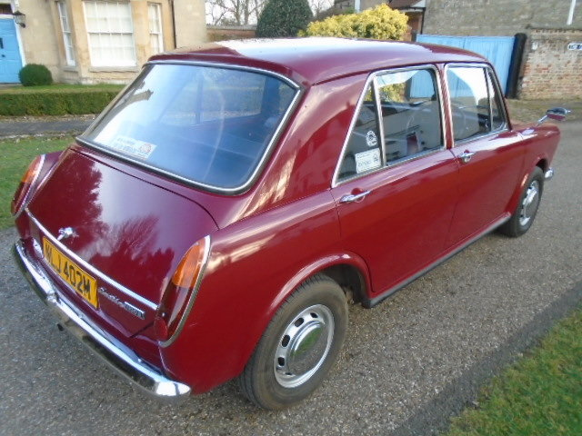 1973 Austin 1100 MKIII For Sale (picture 3 of 6)