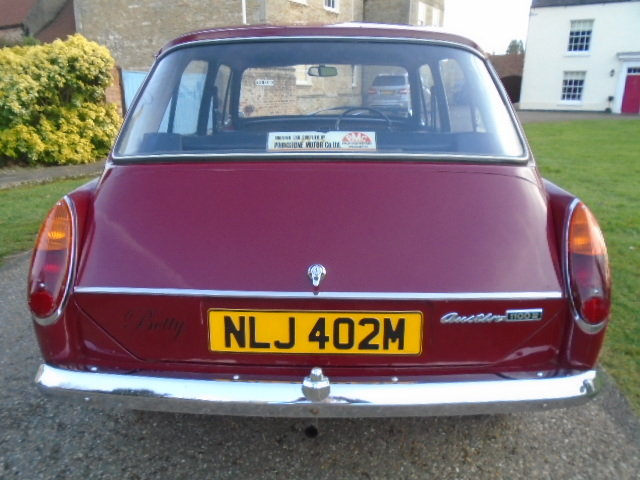 1973 Austin 1100 MKIII For Sale (picture 4 of 6)
