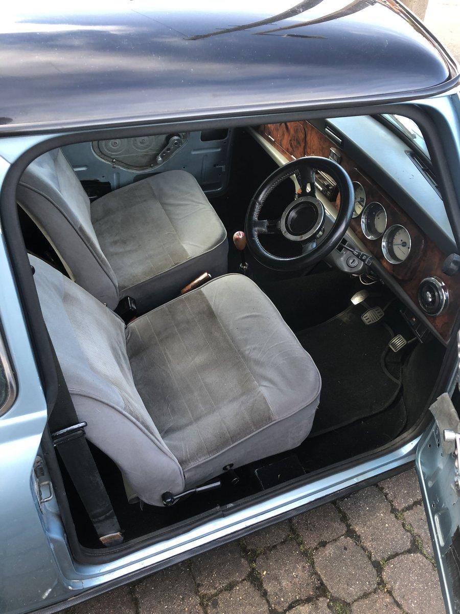 Austin mini 1275cc SOLD (picture 1 of 4)