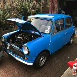 Austin Mini 850cc 1979 Low Mileage Resto For Sale