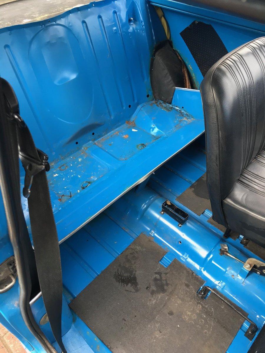 Austin Mini 850cc 1979 Low Mileage Resto For Sale (picture 4 of 6)