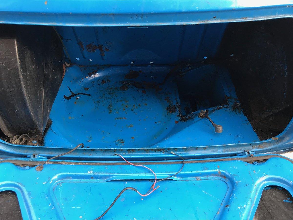 Austin Mini 850cc 1979 Low Mileage Resto For Sale (picture 6 of 6)