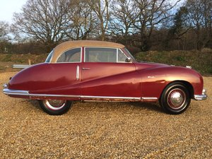 1952 Austin Atlantic - Virtually Rust Free For Sale