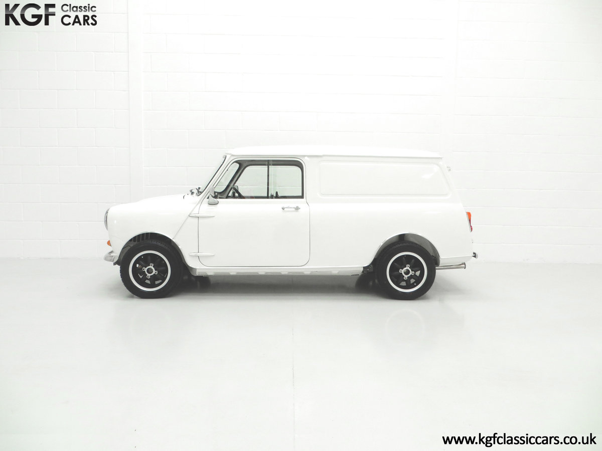 1979 An Ultra-Clean Subtly Modified Austin Morris Mini Van  SOLD (picture 3 of 6)