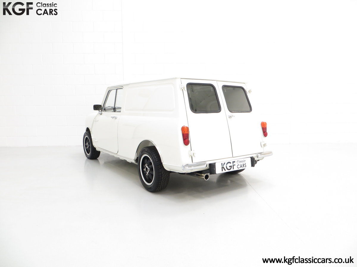 1979 An Ultra-Clean Subtly Modified Austin Morris Mini Van  SOLD (picture 4 of 6)