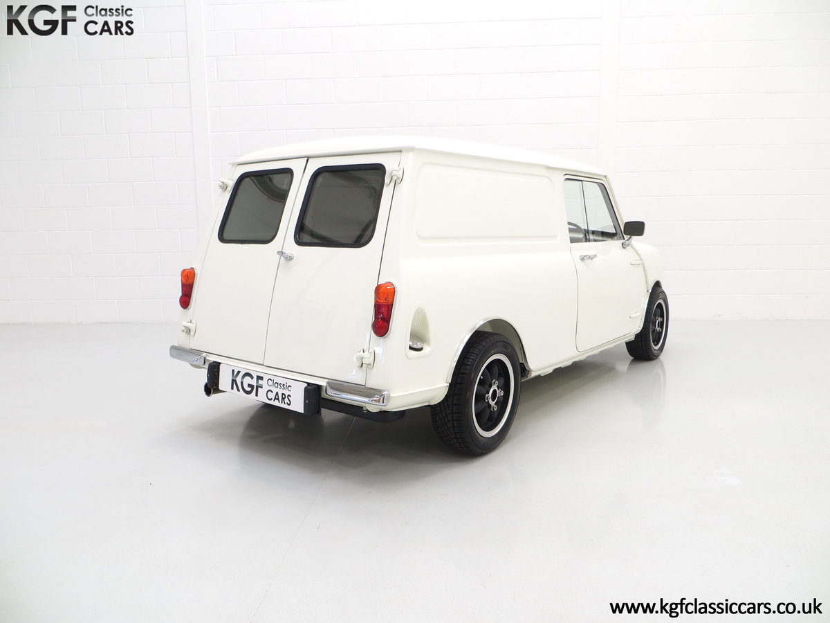 1979 An Ultra-Clean Subtly Modified Austin Morris Mini Van  SOLD (picture 5 of 6)