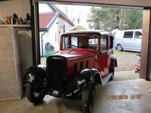 1935 Austin 10 Lichfield For Sale