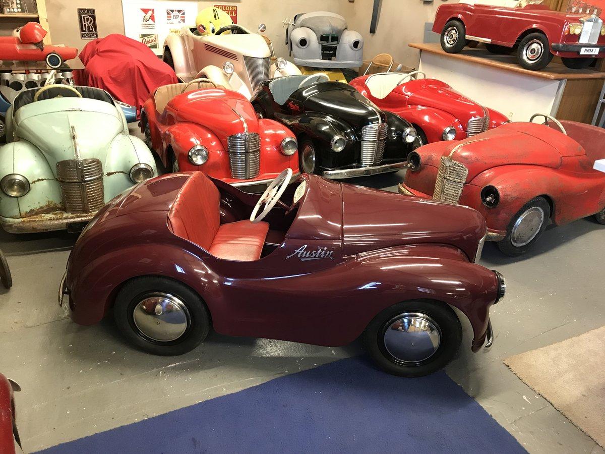 Austin J40 Pedal Car Sold Car And Classic