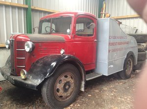 Austin K4 1948 - Recovery Truck - SOLD