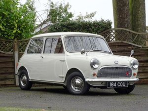 1961 Austin Seven Mini For Sale by Auction