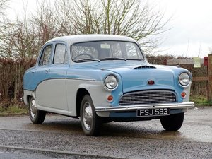 1956 Austin A95 Westminster For Sale by Auction