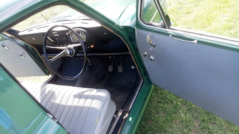 1969 Austin A60 Half-Ton Pick-Up  (rare original) For Sale (picture 5 of 6)