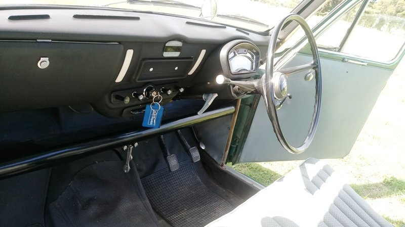1969 Austin A60 Half-Ton Pick-Up  (rare original) For Sale (picture 6 of 6)