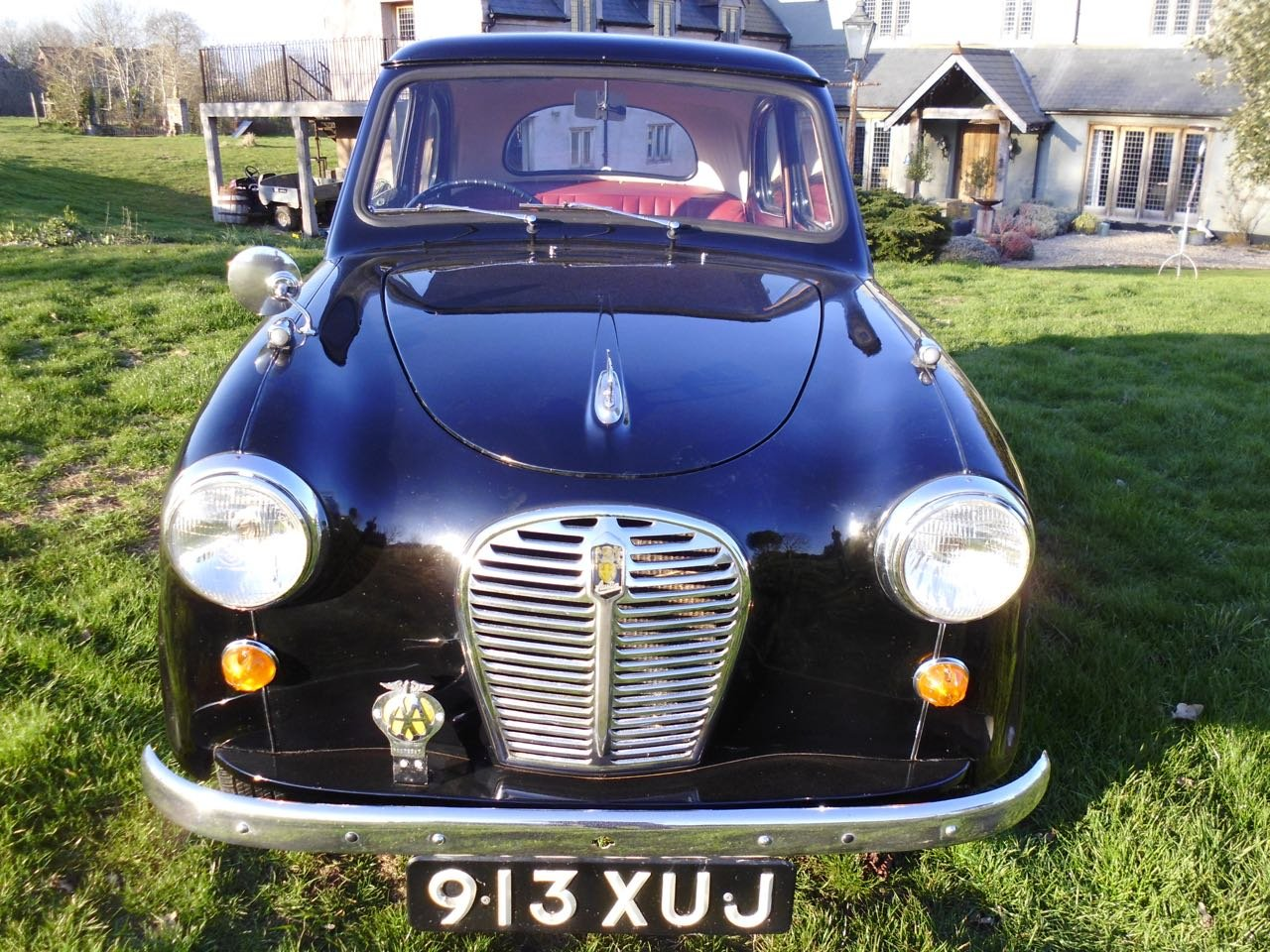 1956 Austin A30 2Door saloon 44000 miles only SOLD (picture 2 of 6)