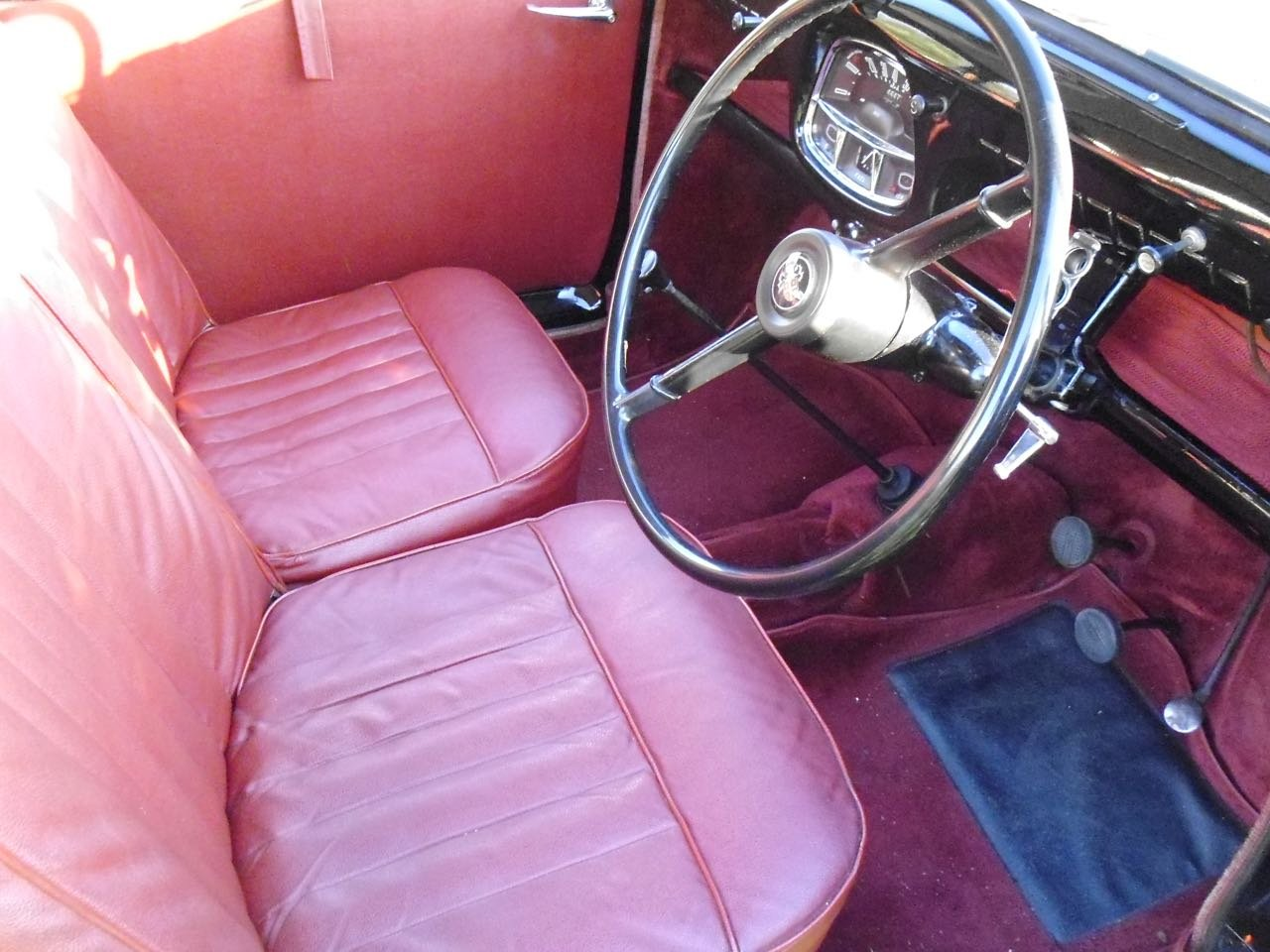 1956 Austin A30 2Door saloon 44000 miles only SOLD (picture 3 of 6)