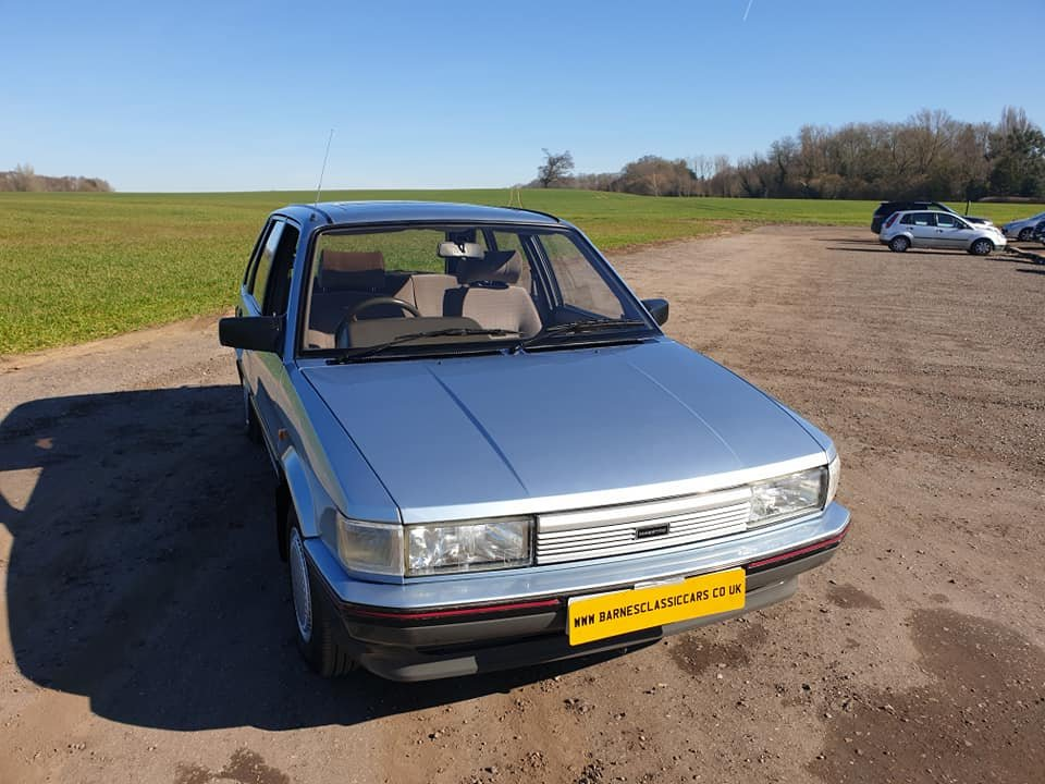 1989 Austin Maestro 1.6 L Outstanding Condition - one of the best For Sale (picture 1 of 6)