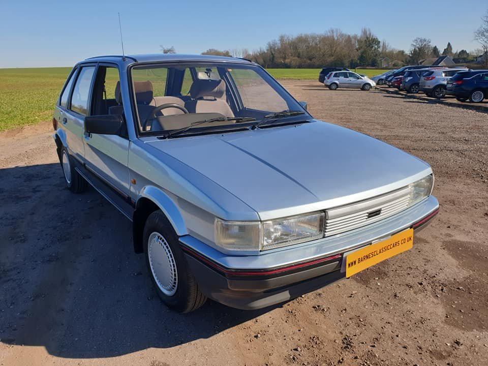 1989 Austin Maestro 1.6 L Outstanding Condition - one of the best For Sale (picture 2 of 6)