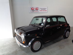 1988 Lovely mini jet black ltd edition - 35,000 miles ! For Sale