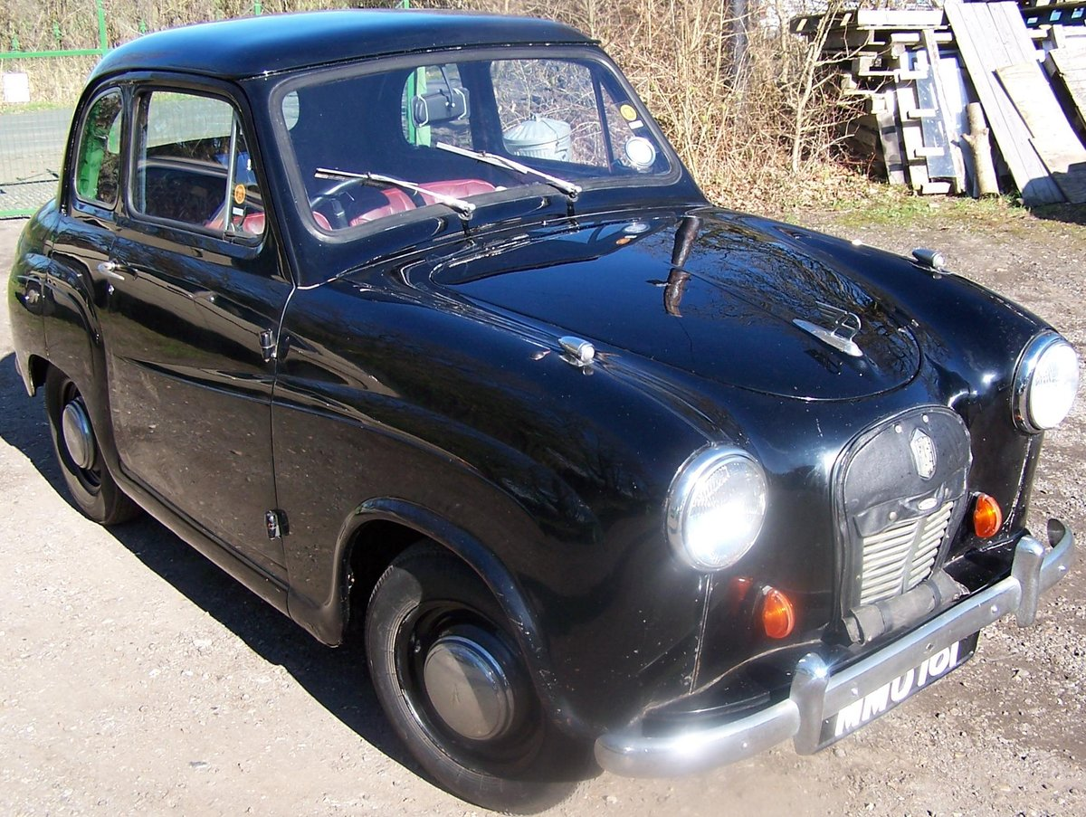 1956 Austin A30 2 door For Sale (picture 1 of 6)