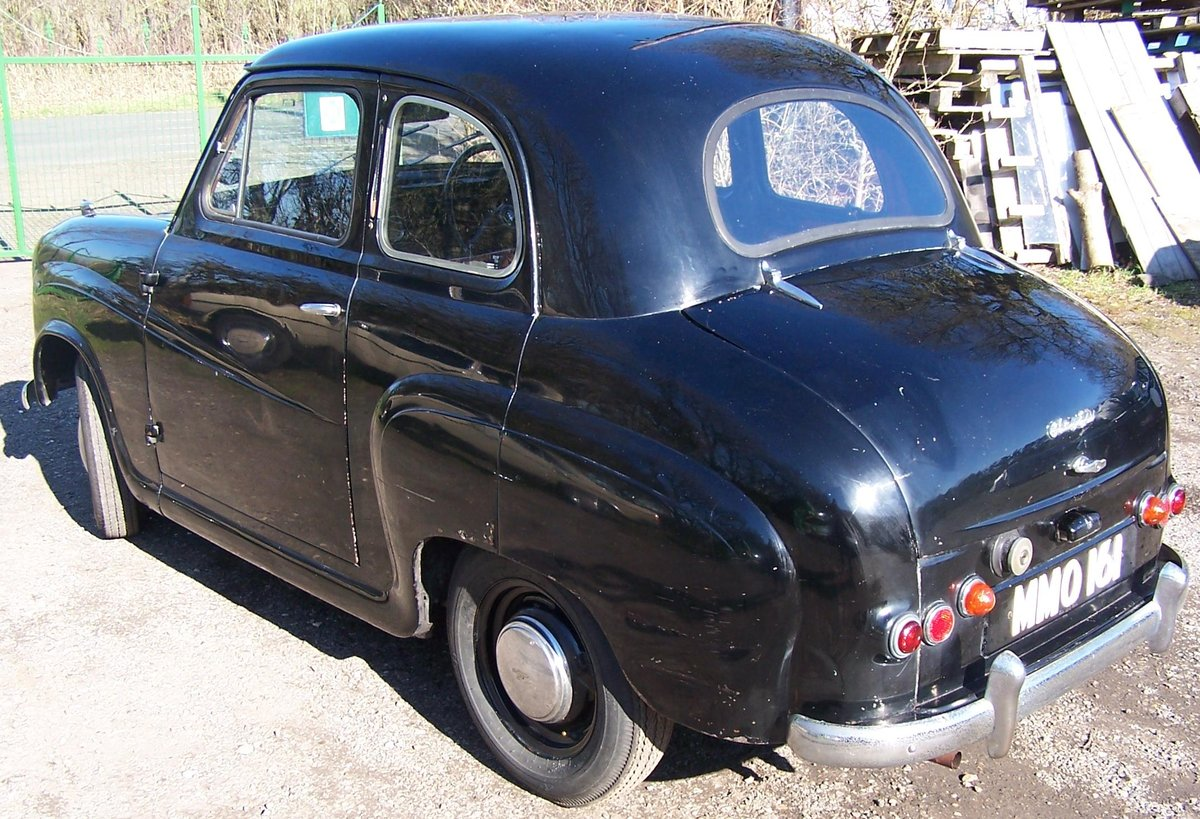 1956 Austin A30 2 door For Sale (picture 2 of 6)