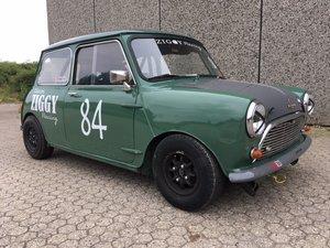 """1964 Austin Cooper S FIA Racecar """"FIA HTP to 2026"""" For Sale"""