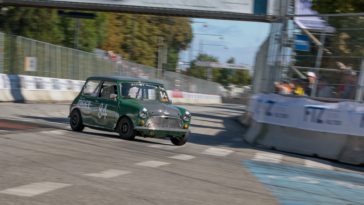 1964 Austin Cooper S FIA Racecar