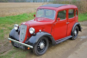 Austin 7 Big 7 1939     SOLD