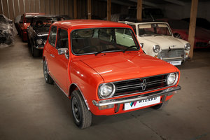 1978 Leyland Mini 1275GT NUT & BOLT RESTORATION For Sale