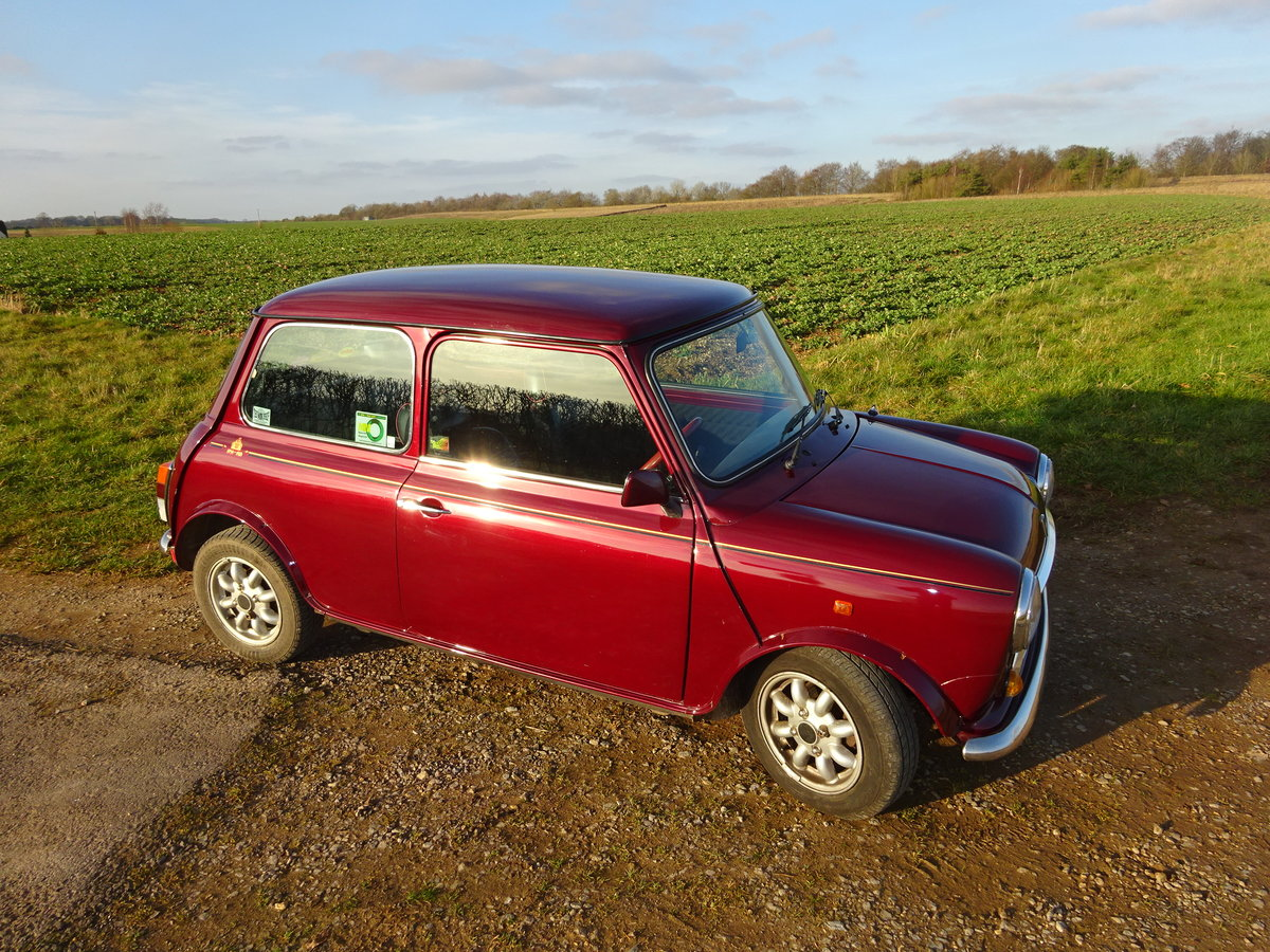 1989 Classic Mini Thirty For Sale Car And Classic