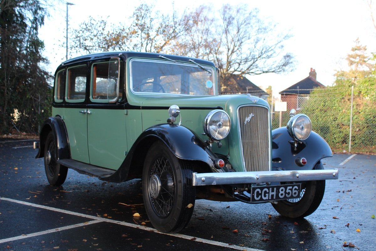 Austin 18 York Limo 1935 - To be auctioned 26-04-19 For Sale by Auction (picture 1 of 6)