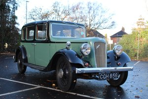 Austin 18 York Limo 1935 - To be auctioned 26-04-19 For Sale by Auction