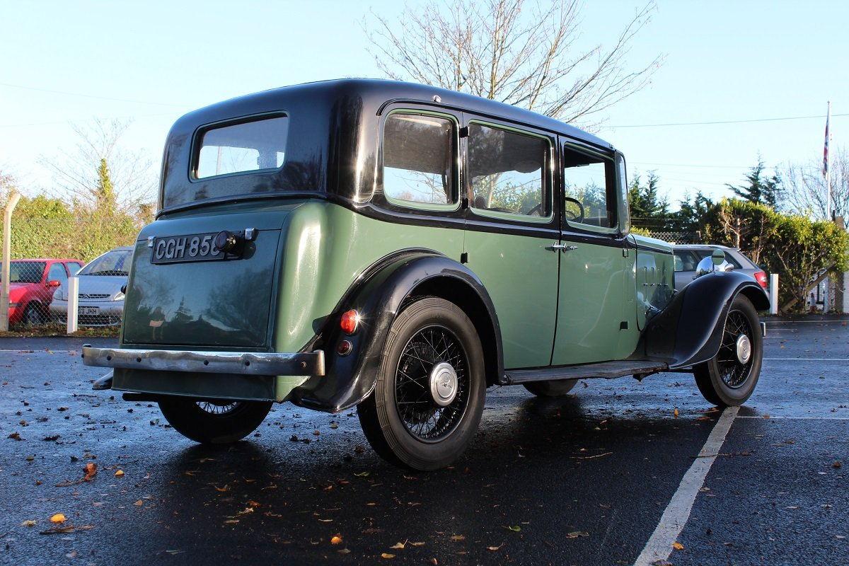 Austin 18 York Limo 1935 - To be auctioned 26-04-19 For Sale by Auction (picture 2 of 6)