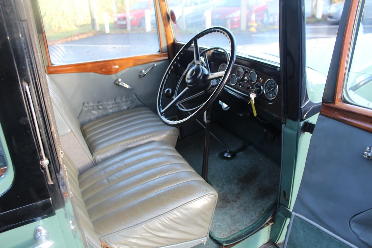 Austin 18 York Limo 1935 - To be auctioned 26-04-19 For Sale by Auction (picture 3 of 6)