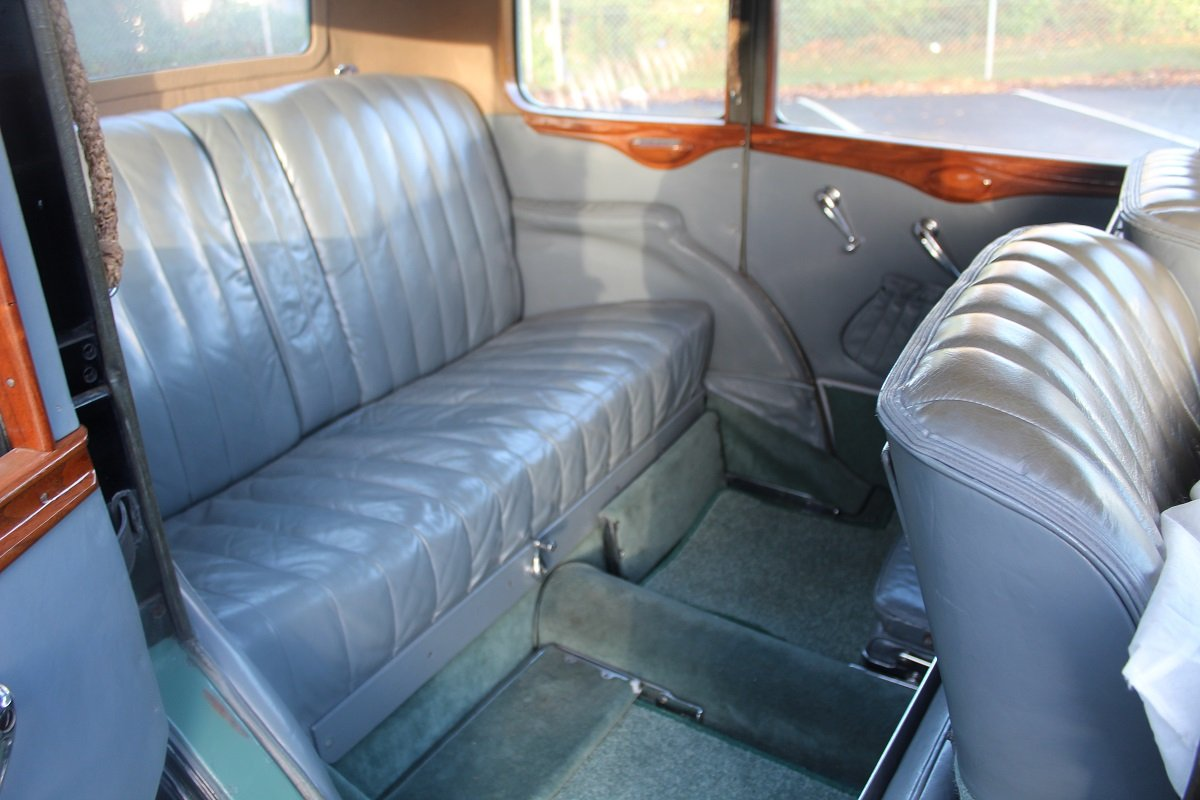 Austin 18 York Limo 1935 - To be auctioned 26-04-19 For Sale by Auction (picture 4 of 6)