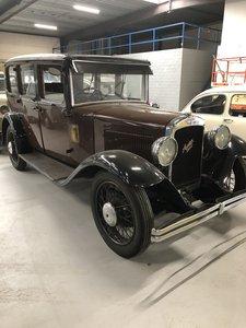 AUSTIN SIX 1932