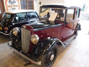 **REMAINS AVAILABLE**1935 Austin 10 Lichfield SOLD by Auction
