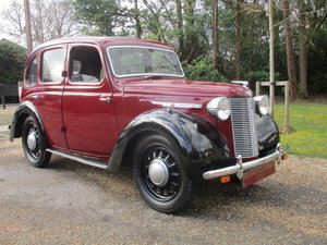 1946 Austin 8 Saloon (Card Payments Accepted & Delivery) SOLD