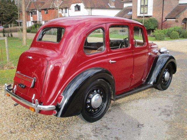1946 Austin 8 Saloon (Card Payments Accepted & Delivery) SOLD (picture 3 of 6)
