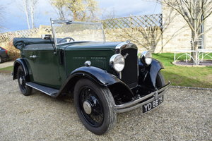 1934 Austin 10 Tourer For Sale by Auction