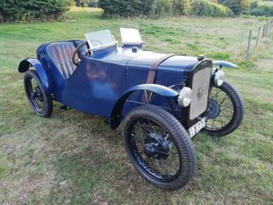 1930 Austin 7 Ulster Rep For Sale by Auction