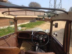 1935 Austin Seven Pearl Cabriolet - early 'AC' model SOLD (picture 4 of 6)