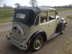 1935 Austin Seven Pearl Cabriolet - early 'AC' model SOLD (picture 6 of 6)