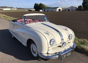 1950 Austin Atlantic Convertible P/X or For Sale