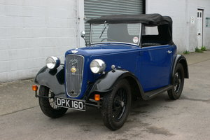 1936 Austin 7 Opal Tourer For Sale