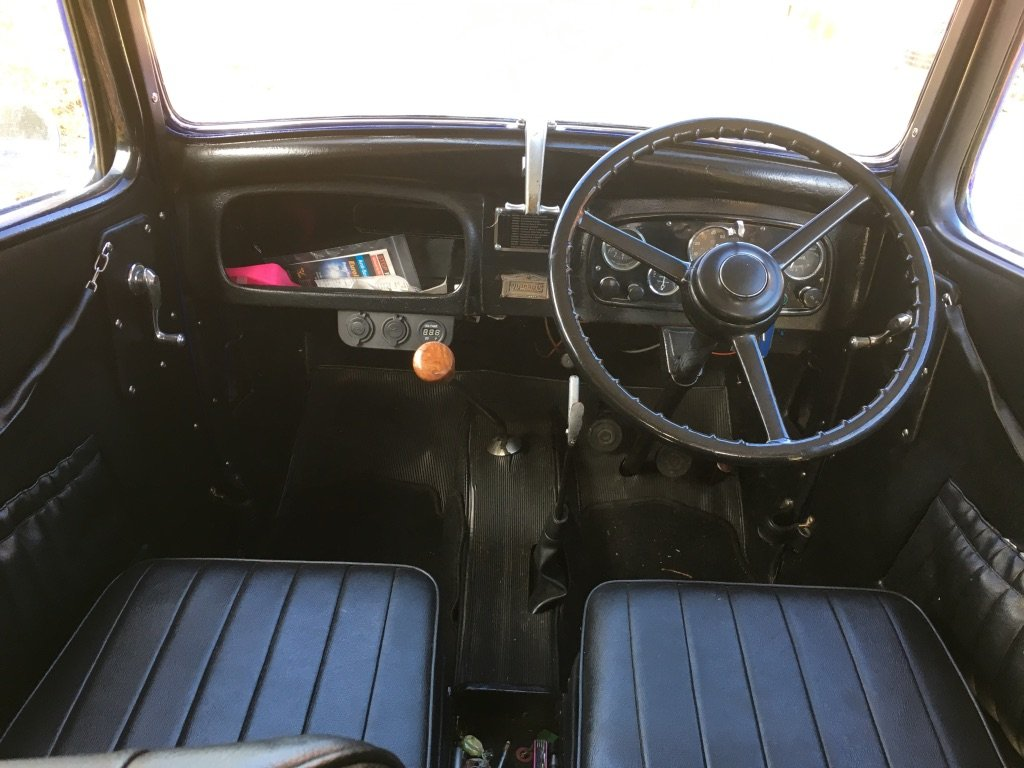 1938 Austin 7 AVK VAN For Sale (picture 5 of 6)