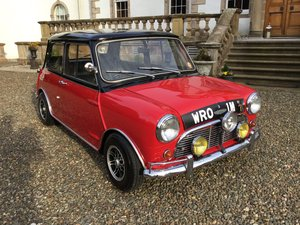 1974 AUSTIN MINI TO COOPER S SPECIFICATION For Sale by Auction