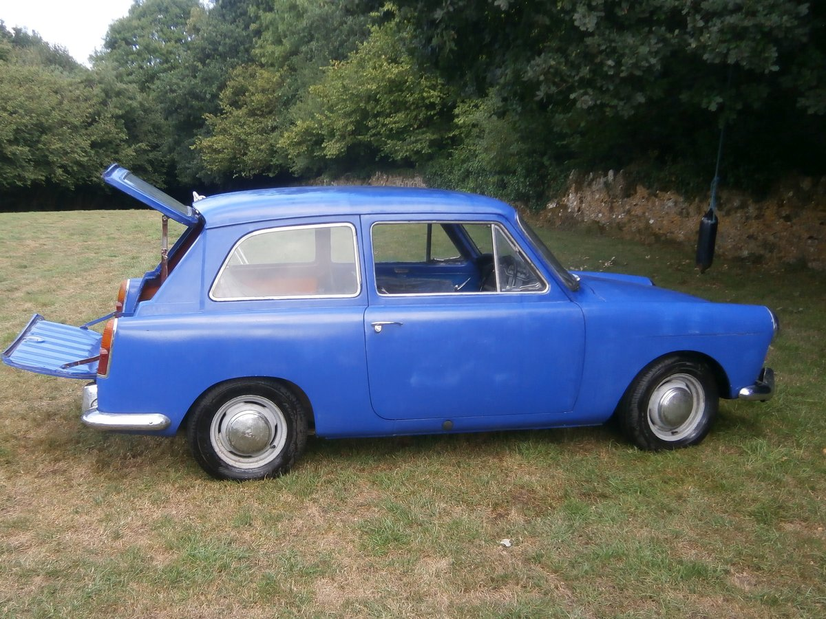 1962 Austin A40 Farina Countryman SOLD (picture 1 of 3)